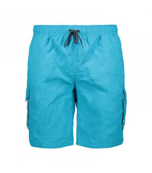 CMP Man Shorts Medium kraťasy L361 modré