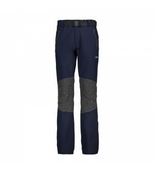 CMP Boy Long Pant Nohavice N950 modré