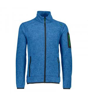 CMP Man Jacket Mikina 19MC modrá