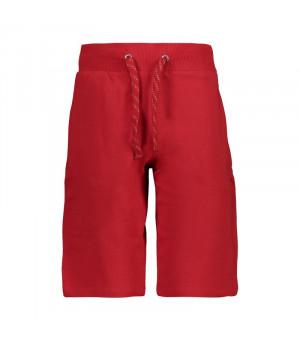 CMP Boy Bermuda šortky C580 červené