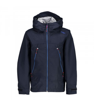 CMP Boy Jacket Fix Hood Bunda N950 modrá