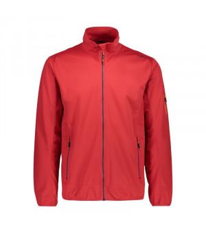 CMP Man Jacket Bunda C848 červená