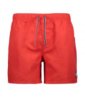 CMP Man Shorts Kraťasy C875 červené