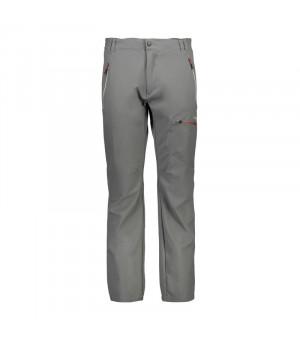 CMP Man Pant Long Nohavice P 621 sivé
