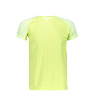 CMP Girl T-Shirt Tričko E358 žlté