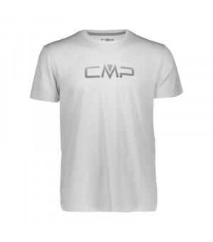 CMP Man T-Shirt Tričko A001biele