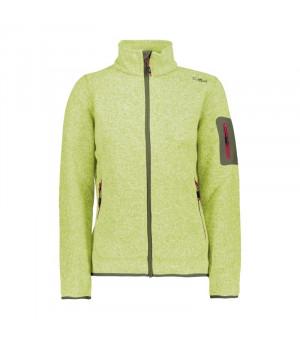 CMP Woman Jacket Mikina 18EC zelená