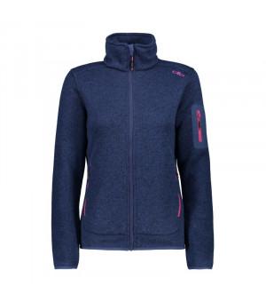 CMP Woman Jacket Mikina 18MC modrá