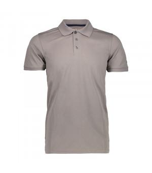 CMP Man Polo Košeľa P621 hnedá