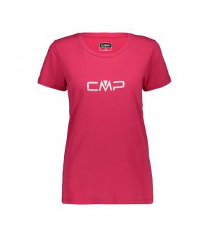 CMP Woman T-Shirt Tričko C831 ružové