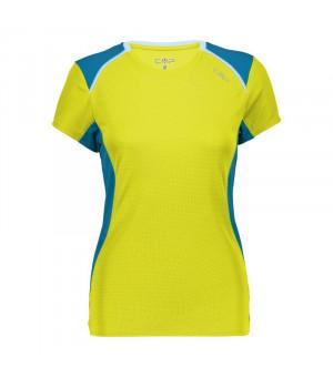 CMP Woman T-Shirt Tričko R413 žlté