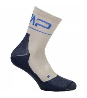 CMP Marco Olmo Trail Sock Ponožky U739 sivé