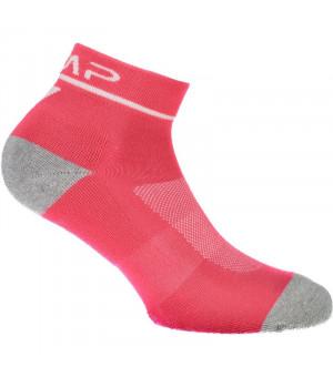 CMP Kids Running Sock Cotton Ponožky 28CC červené