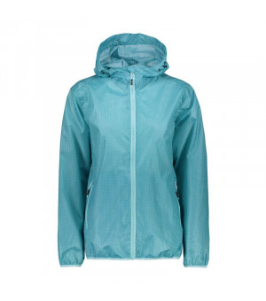CMP Woman Jacket Fix Hood Bunda 18YC modrá