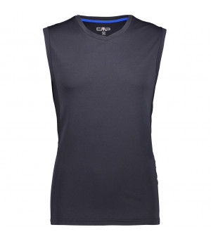 CMP Man Sleeveless T-Shirt Tielko 45AG modré