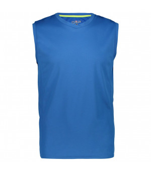 CMP Man Sleeveless T-Shirt Tielko L876 modré