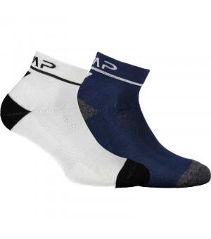 CMP Running Sock Cotton Bipack Ponožky 43XC