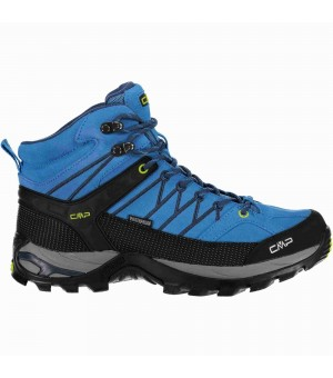 CMP Rigel Mid WP obuv 02LC modrá