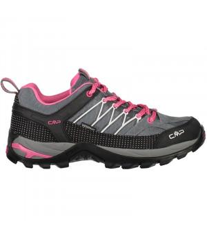 CMP Rigel Low Wmn Trekking Shoe 103Q sivé