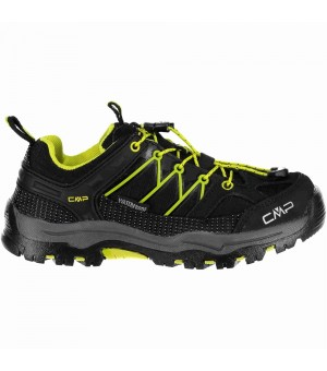 CMP Kids Rigel Low WP obuv 83BG čierna