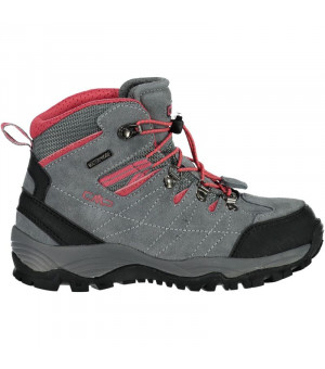 CMP Kids Arietis Trekking Shoes WP U739 sivé