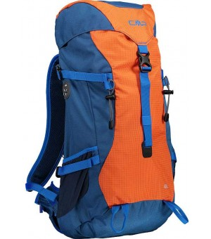 CMP Caponord 40 Backpack batoh 38MC oranžovo modrý