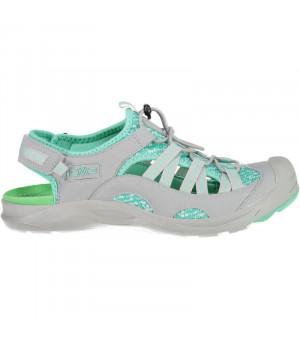 CMP Knit Adhara W Hiking Sandal A280 sivé
