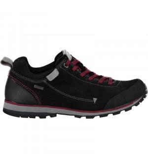 CMP Elettra Low Hiking Shoe WP U301 čierne