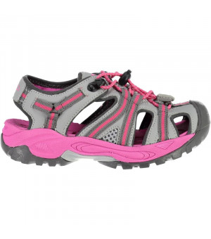 CMP Kids Aquarii Hiking Sandal 42XC sivé