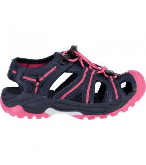 CMP Kids Aquarii Hiking Sandal 28NC modré