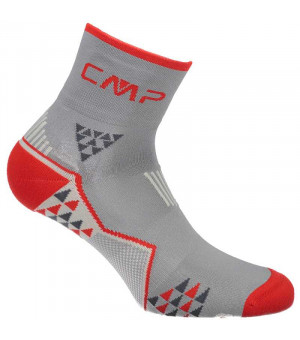 CMP Trail Sock Skinlife ponožky U739 sivé
