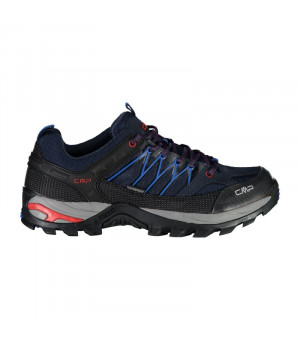 CMP Rigel Low Trekking Shoe WP 10NC modré