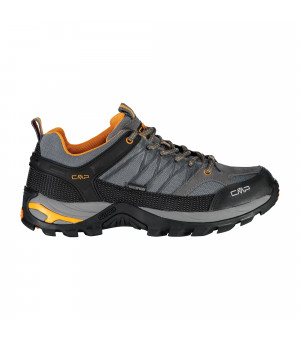 CMP Rigel Low Trekking Shoe WP 60AK sivé