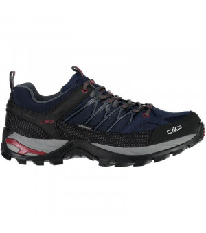 CMP Rigel Low Trekking Shoe WP 62BN modré
