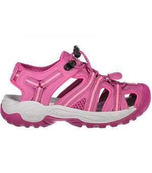 CMP Kids Aquarii Hiking Sandal B375 ružové