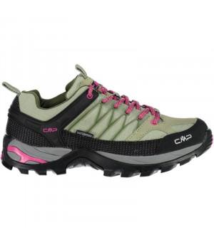 CMP Rigel Low Wmn Trekking Shoe 13PC zelené