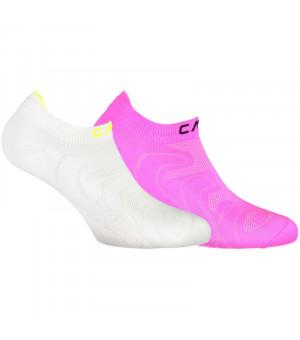 CMP Ultralight Sock Pa Bipack Ponožky 17AF dvojfarebné