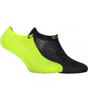 CMP Ultralight Sock Pa Bipack Ponožky 45AE dvojfarebné