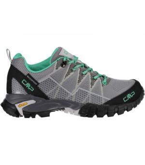 Cmp Tauri Low Wmn Trekking Shoe Wp U739 sivé