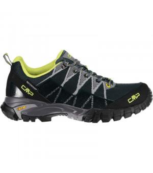 CMP Tauri Low Trekking Shoe WP U940 zelené