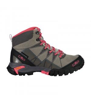 CMP Tauri Mid Wmn Trekking Shoe WP P753 béžové