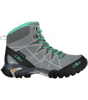 CMP Tauri Mid Wmn Trekking Shoe WP U739 sivé