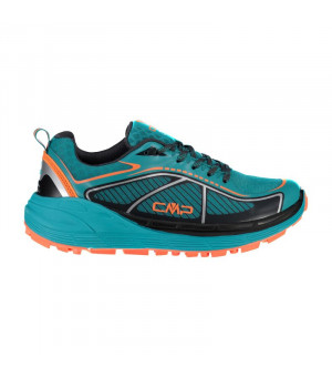 CMP Nashira Maxi Wmn Trail Shoe 32LC tyrkysové