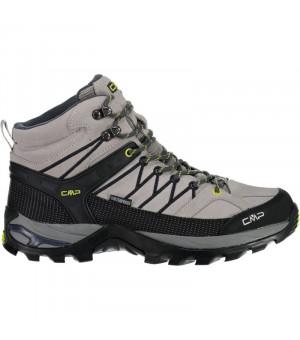 CMP Rigel Mid Trekking Shoe WP 74UC sivé