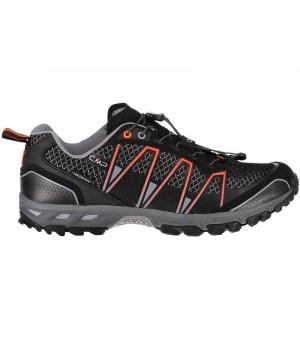 CMP Altak Trail Shoe WP 72BN čierne