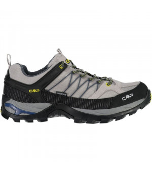 CMP Rigel Low Trekking Shoe WP 74UC sivé