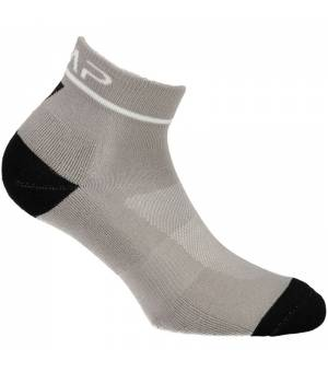 CMP Running Sock Cotton Ponožky U632 sivé