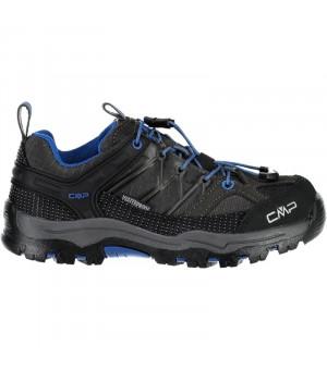 CMP Kids Rigel Mid Trekking Shoe WP  81BN modré