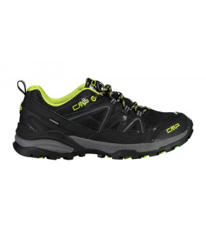 CMP Man Shedir Low Hiking Shoes U901 čierne