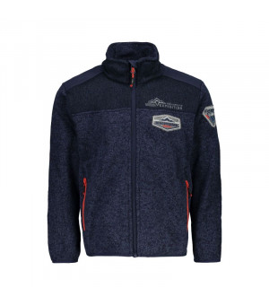 CMP Boy Jacket Mikina N950 modrá